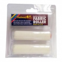 "4"" Fabric Roller 2 PK"