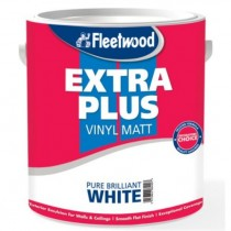 Fleetwood EX Plus Matt Brilliant White 2.5L