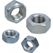 M10 Hex Nuts Din 934 BZP (EACH)