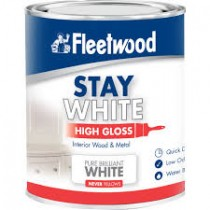Fleetwood Gloss Brilliant White 5L: