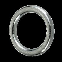 Rings (2) Galvanised 32x4mm