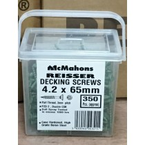 Decking Screws 4x60/65mm (Tub 350)
