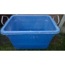2 Handle Mortar Tub 330ltr