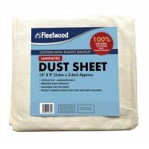 Plastic Dust Sheet R/Way