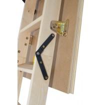 Attic Opti Step Loft Ladder 1200 x 700mm x 2.8m