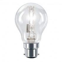 Philips Eco30 42W BC Classic Bulb Boxed
