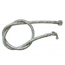 "Riello Burner Oil Line 1/4""male elbow X 3/8""female"