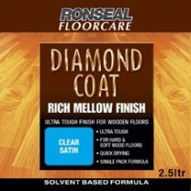 Ronseal Diamond Coat 2.5L Gloss