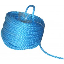 Polypropylene Rope 6mmx30m Minicoil Blue