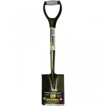 "Roughneck Micro Square Shovel (27"")"