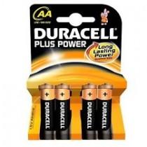 Duracell AAK4P Alkaline Batteries(4) S3546
