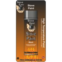 Stove Care 400ml Tin Paint Matt Black