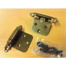 Snap Hinge Bronze (pair)