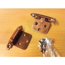 Snap Hinge Copper (pair)