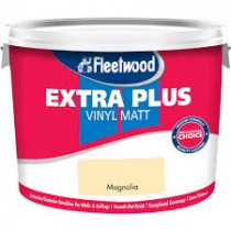 Fleetwood EX Plus Sheen Magnolia 10L