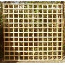 Square Trellis 1800 x 1800mm Treated (Green)