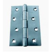 Butt Hinge 75mm Steel (pair)