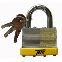 Tessi Laminated Steel Lock 50mm