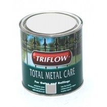 Triflow Total Metal Care 500ml Silver