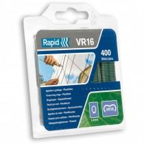 Rapid VR16 Fence Hog Rings (400) Galvanised
