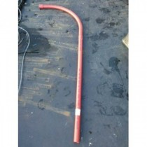 Ducting Bend 50mm Hockey Stick ESB