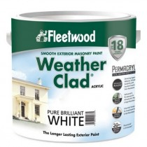 Weatherclad Brilliant White 10L