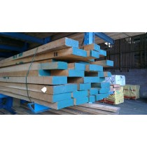 "1.5"" White American Oak KD Random 4"" & Wider Seconds (Quercus alba)"