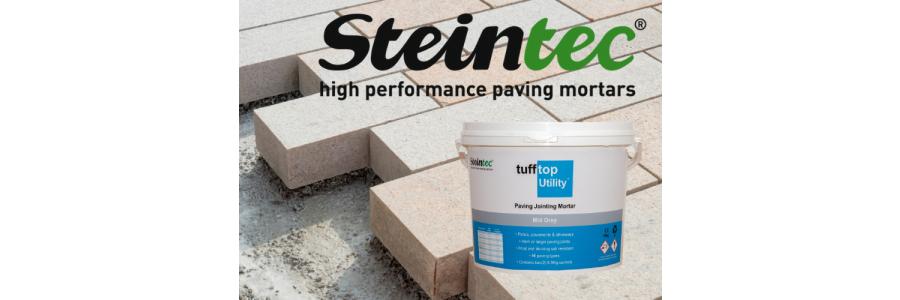 Steintec Paving Mortar